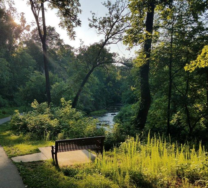 River Seat Photo