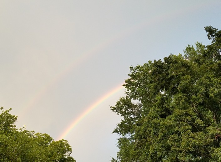 Rainbow Photo Two