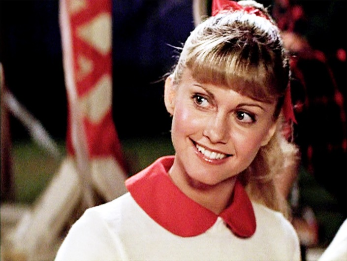Grease Sandy Cheerleader