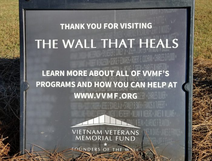 The Wall That Heals Image One