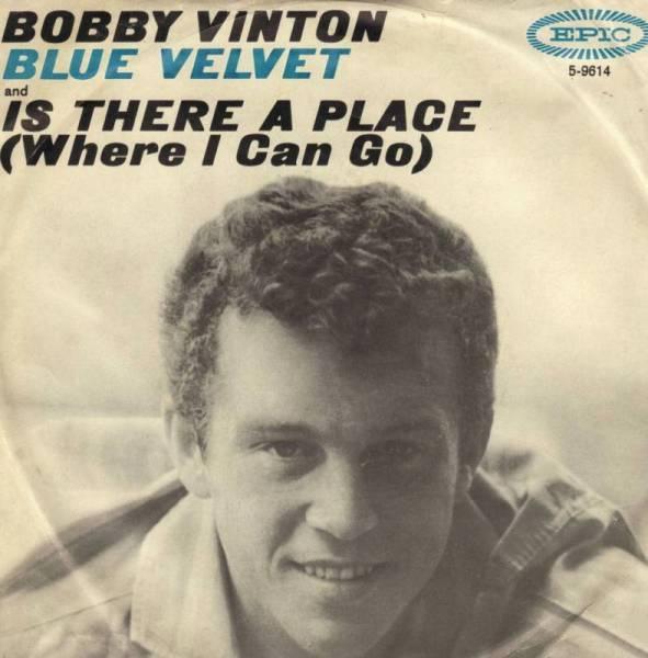 Bobby Vinton Image