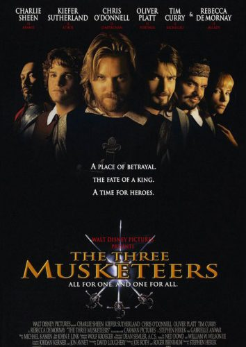 Three Musketeers 1993 Image Two