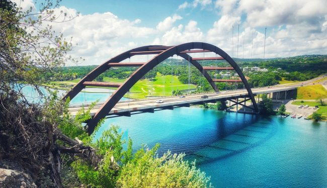 Pennybacker Bridge Image One