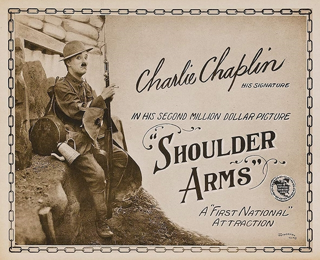 Shoulder Arms Image