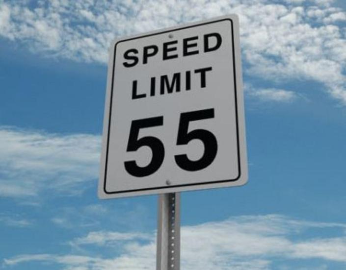 Speed Limit Image