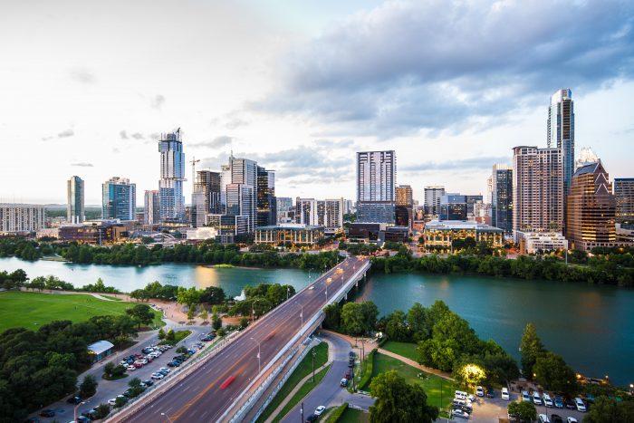Austin Skyline Photo One