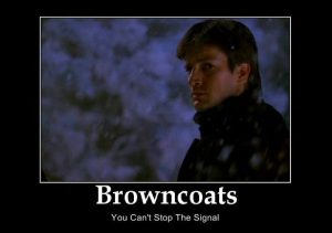 Browncoats Poster