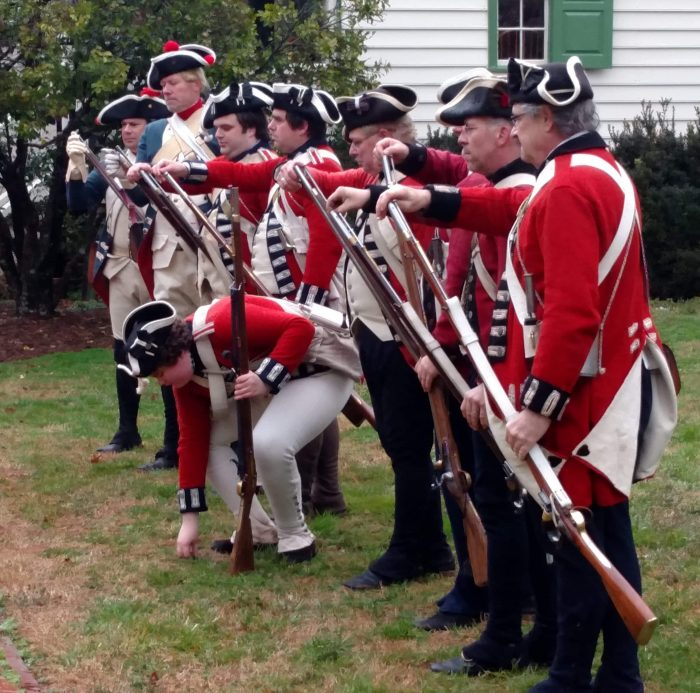 Redcoats Image Five