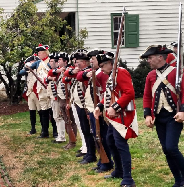 Redcoats Image Four