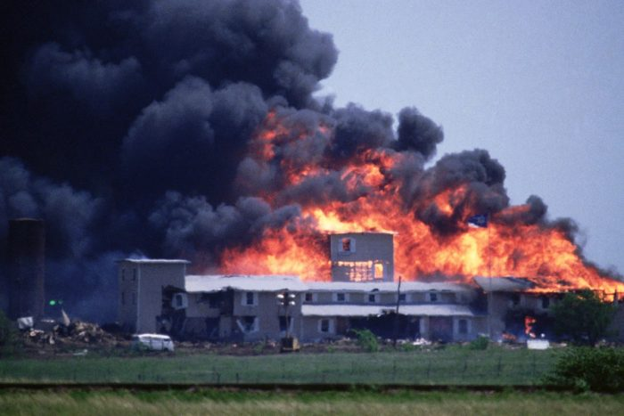 Branch Davidian Complex Image Two