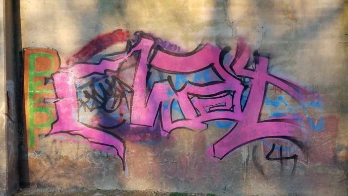 Graffiti Image Seven
