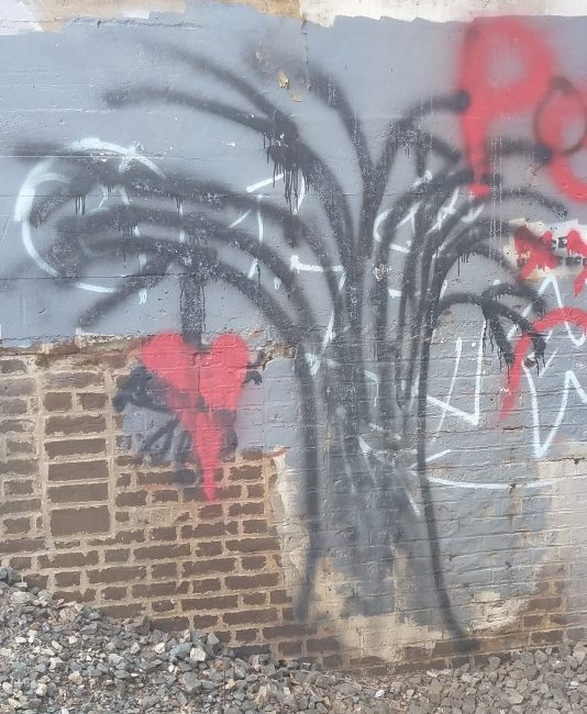 Graffiti Image Three