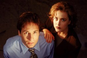 Mulder & Scully Image