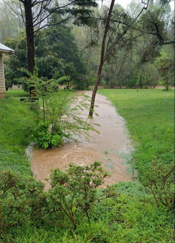 Rain Storm Image One