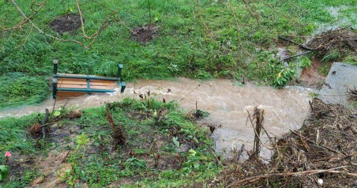 Rain Storm Image Four