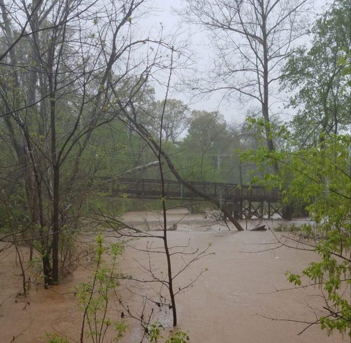 Rain Storm Image Six