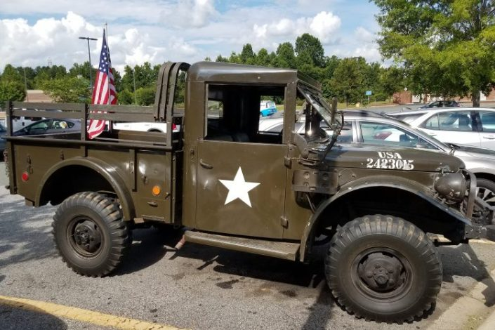 Old Jeep Image