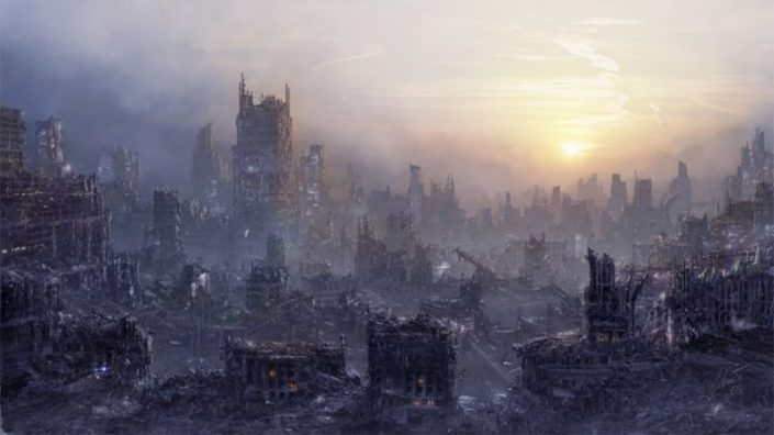 Human Extinction Image Two