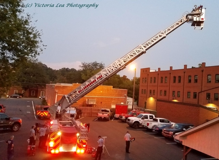 Ladder Truck Image One