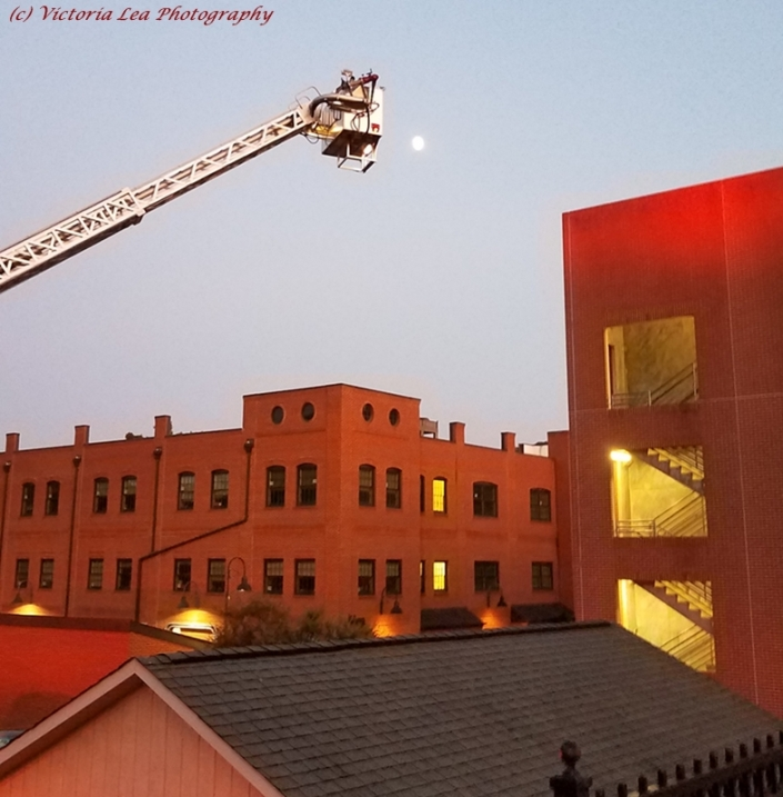 Ladder Truck Image Two