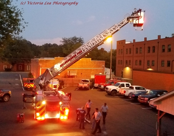 Ladder Truck Image Three