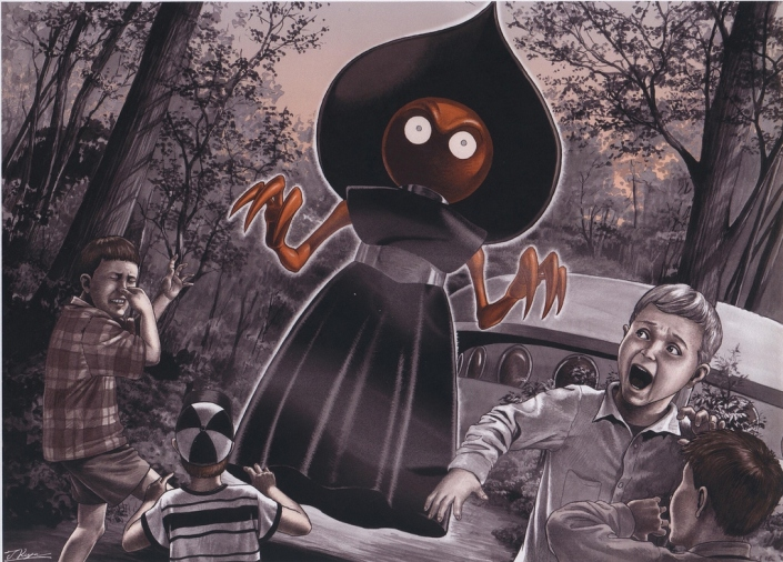 Flatwoods Monster Image One