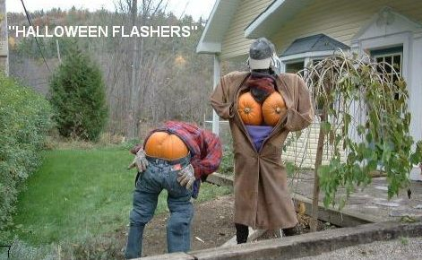 Halloween Flashers Image Four