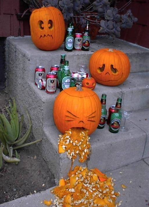 Hard Pumpkin Party Image Six