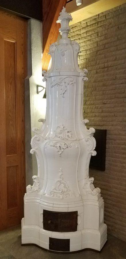 Ivory Statue Image Three