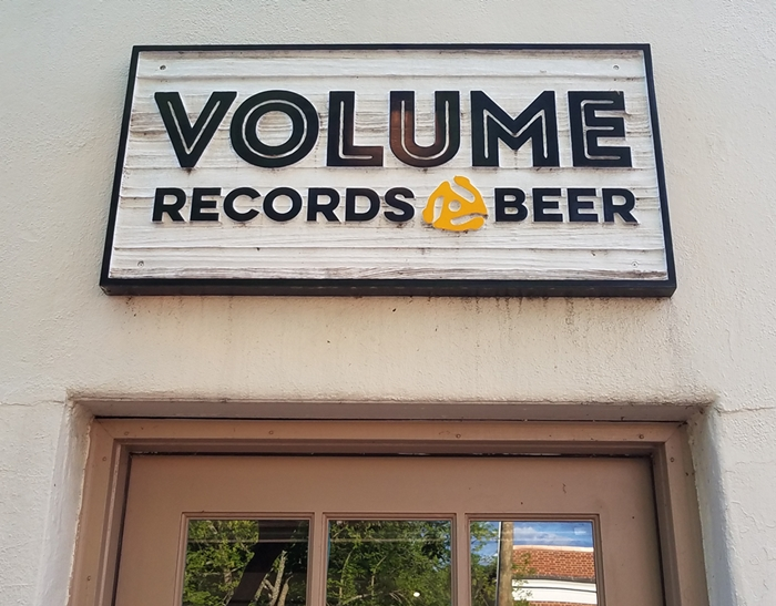 Volume Records Image One