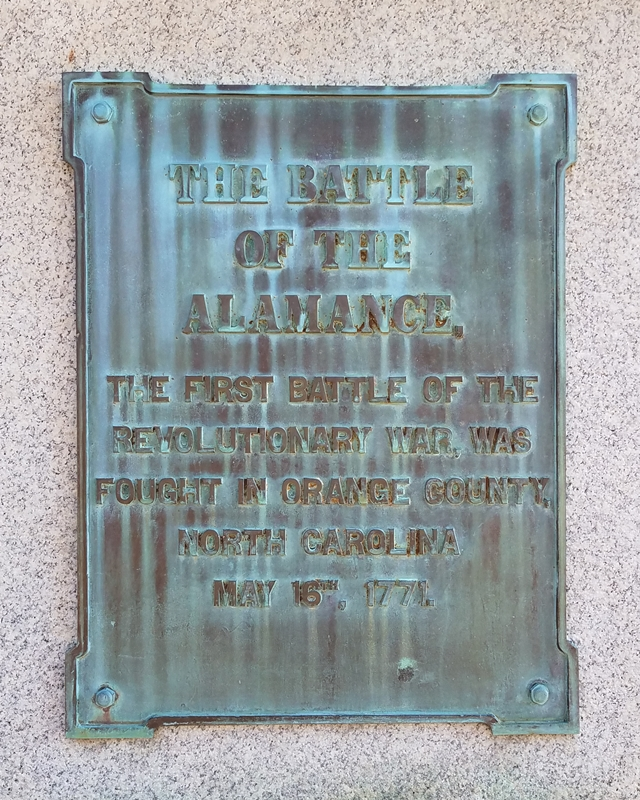 Monument Plaque Image Three