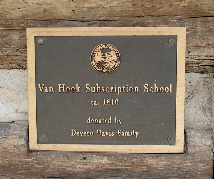 School Plaque Image Two