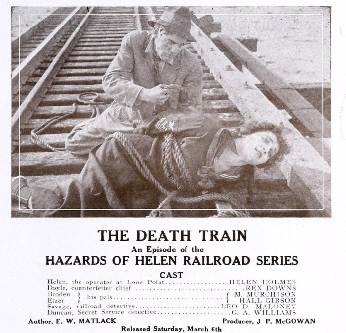 The Death Train Image