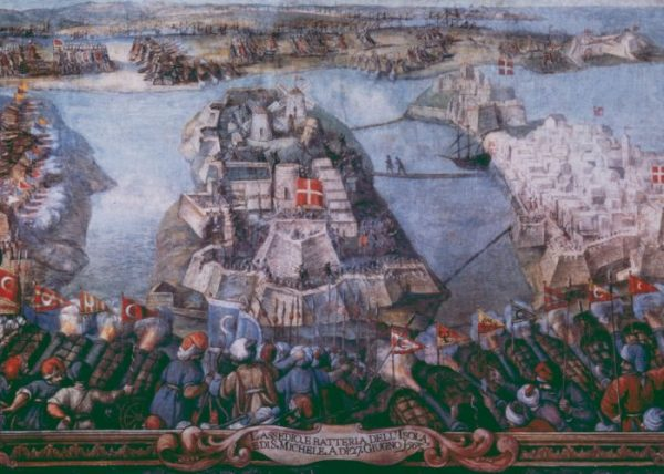 Siege of Malta Image One