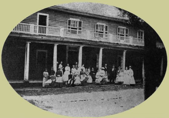 The Colonial Inn 1870 Image Two