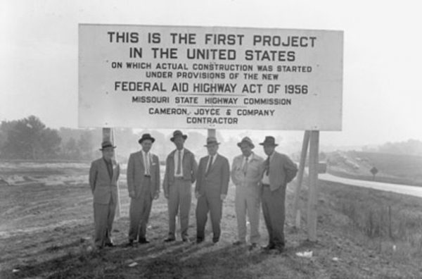 Interstate Highway Project Image One