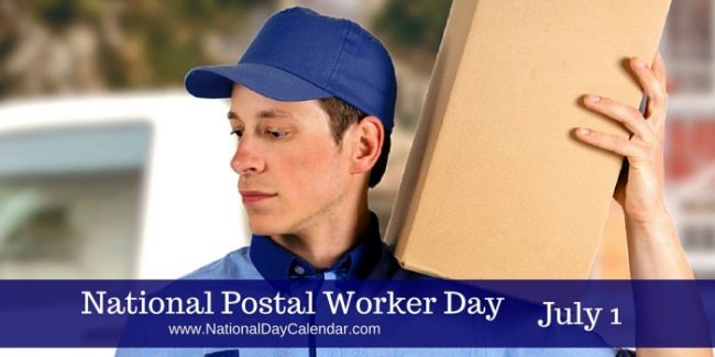 Postal Worker Day Image One