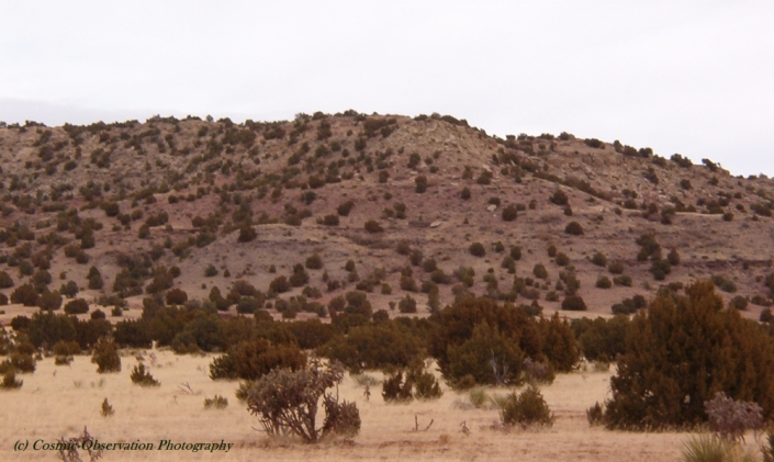 New Mexico Mountains Image Two
