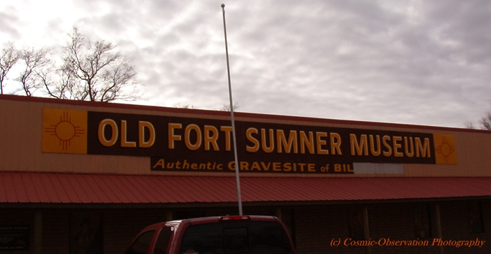 Old Fort Sumner Museum Image One