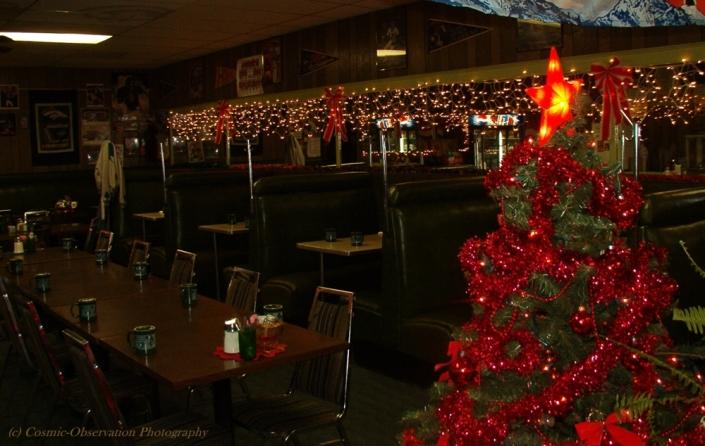 Empty Diner Image Six