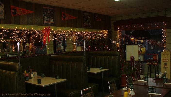 Deserted Diner Image Seven