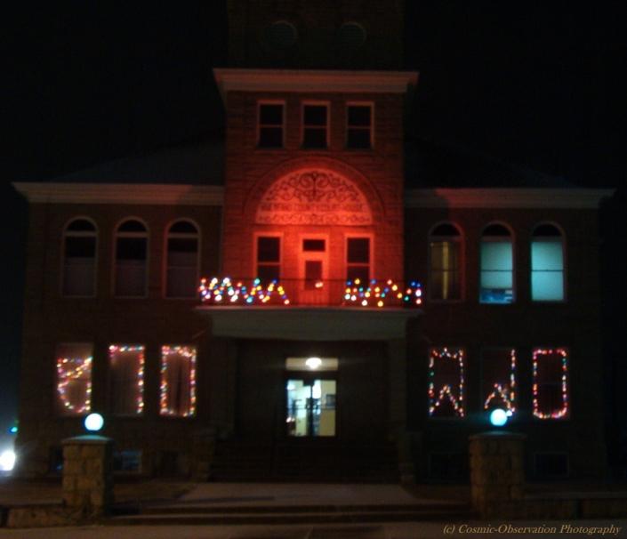 Huerfano Courthouse Image Nine