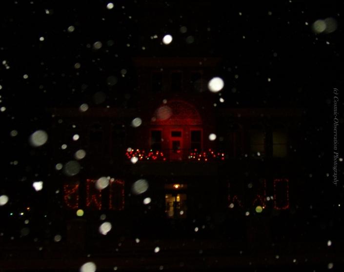 Snowing Image Ten