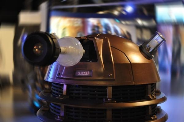 Dalek Charlie Seaman Unsplash Image Two