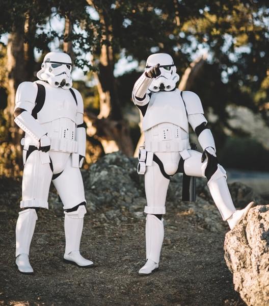 Stormtroopers Saksham Gangwar Unsplash Image Four