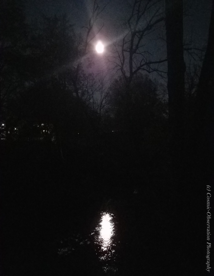 Moon Over The Eno Image Two