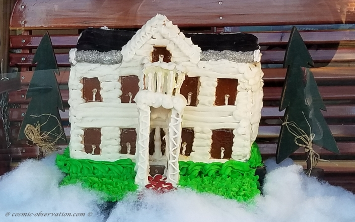 Inn At Teardrops Gingerbread House Image One