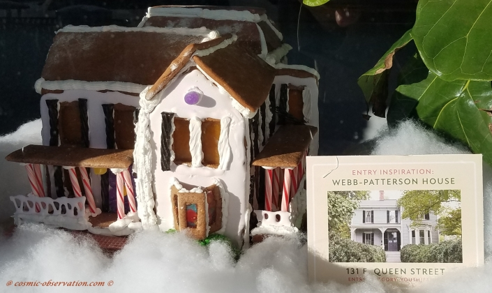 Midlawn Webb-Patterson Gingerbread House Image One