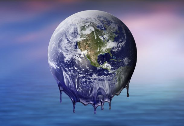 Melting Earth Image One
