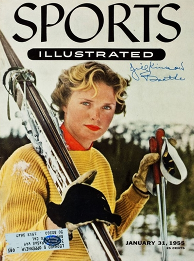 Sports Illustrated 1955 Live Auctioneer Image